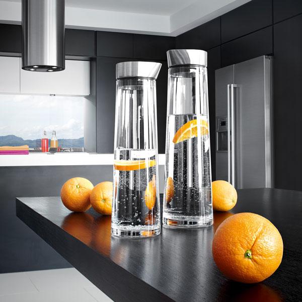 acqua water jug blomus australian shop. Black Bedroom Furniture Sets. Home Design Ideas