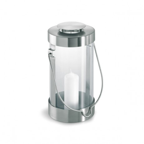 LUMBRA Lantern with Candle