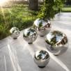 BOLA Garden Globe Polished